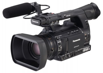 Camara Panasonic AG-AC160A
